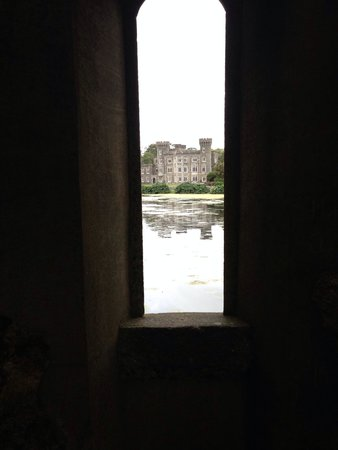 Irish Agricultural Museum & Johnstown Castle Gardens: Lake view