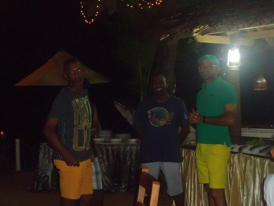 Tartaruga Hotel & Beach Restaurant: Mr. Ruwan Kalpage at tartaruga