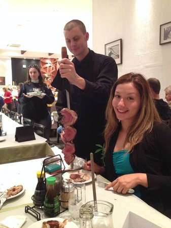 Churrascaria Jardins Grill: All you can eat