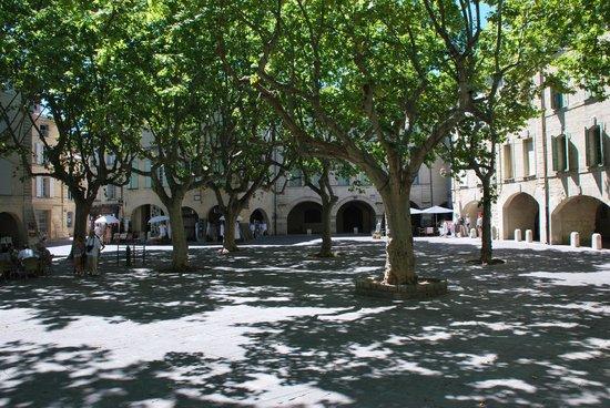 Restaurant Terroirs : la Place au Herbes