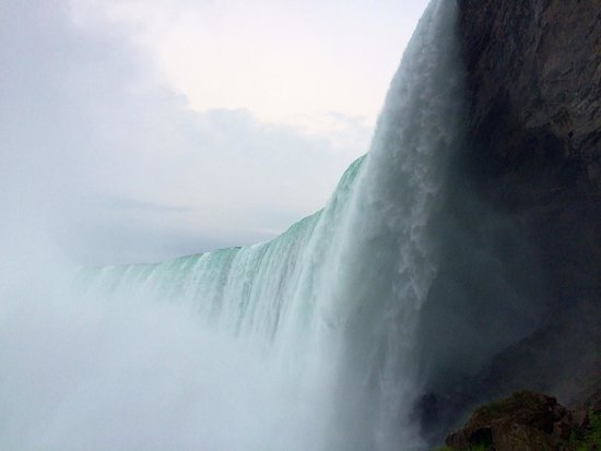 Journey Behind the Falls: The closest u can get to the front