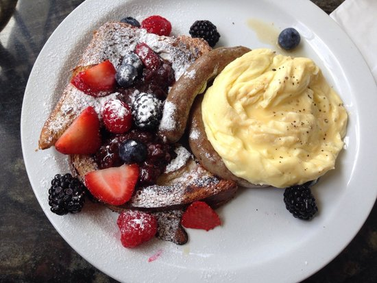 Peche Patisserie: French toast