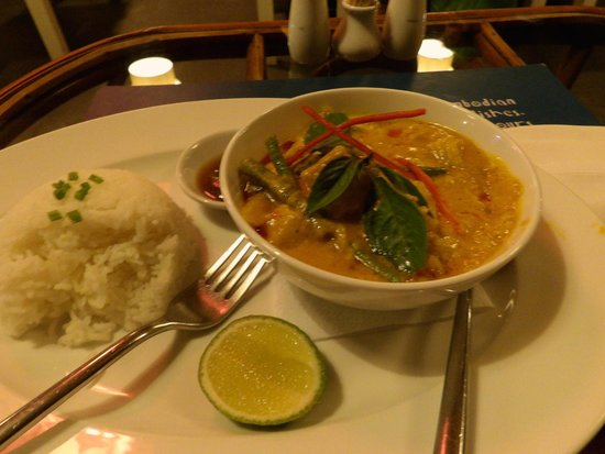 Haven: Khmer Curry