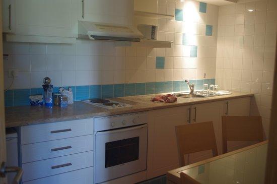 Alpinus Hotel : kuchnia