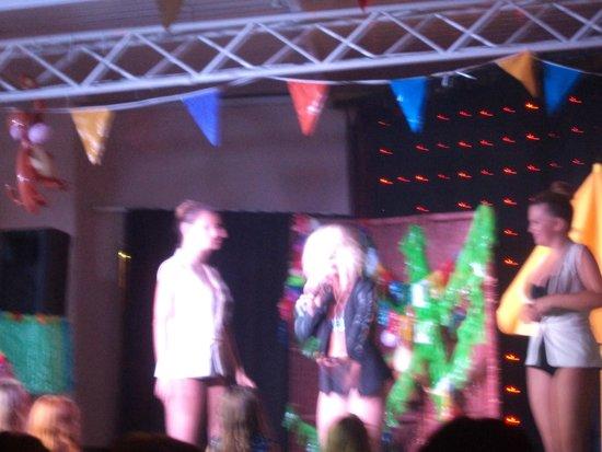 Hotel Villamarina Club : entertainment