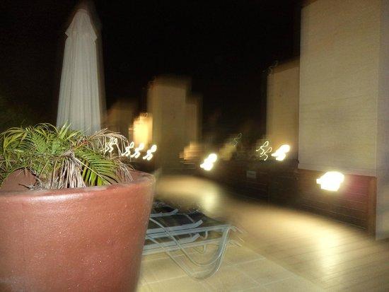 Hotel Villamarina Club: adult only roof top bar