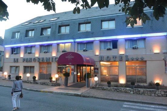 Hotel Le Panoramic : Façade