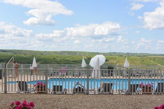 Hotel Le Panoramic : piscine