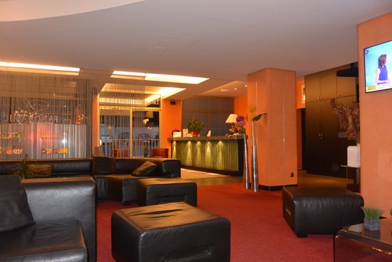 Hotel Le Panoramic : bar