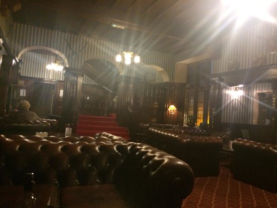 Friars Carse Country House Hotel: Main lounge area aug 2014