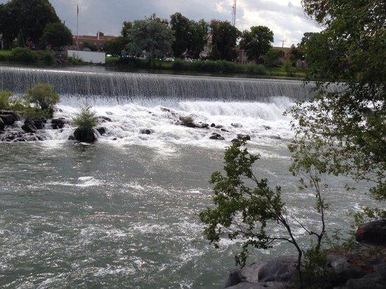 Snake River Greenbelt: Idaho Falls, Idaho
