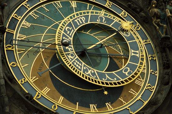 NH Prague City: Знаменитые часы на Вацлавской площади