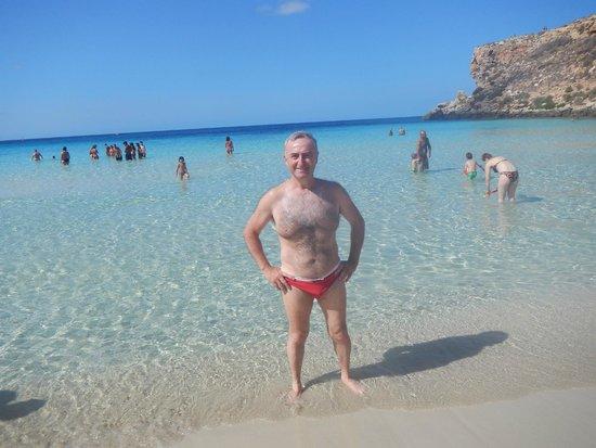Spiaggia dei Conigli: che spiaggia stupenda....