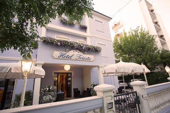 Hotel Trieste : Esterno