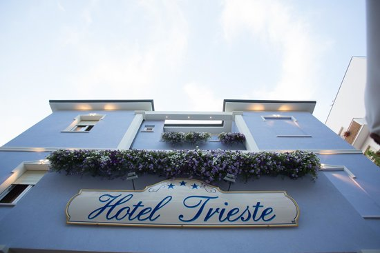 Hotel Trieste: Esterno