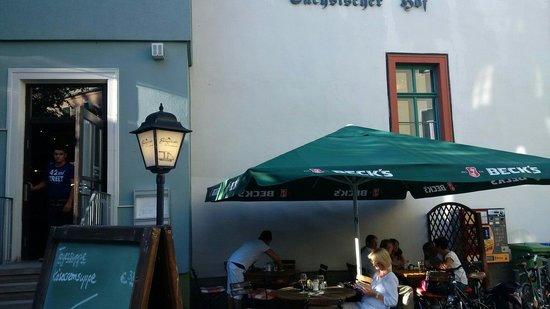 Sachsischer Hof