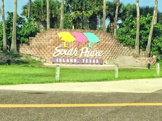 Isla Blanca Park: welcome to South Padre
