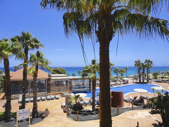 H10 Tindaya Hotel: ristorante piscina