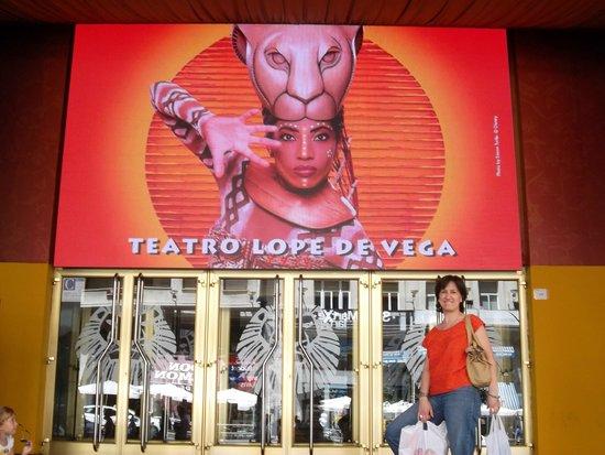 Lope de Vega Theater : Espectacular