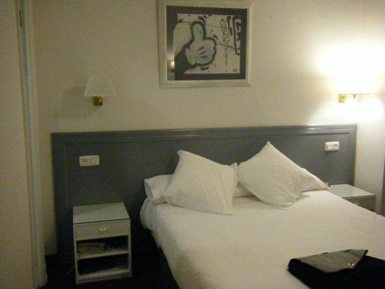 Hotel Vigo Plaza: Sólo parte de la habitación
