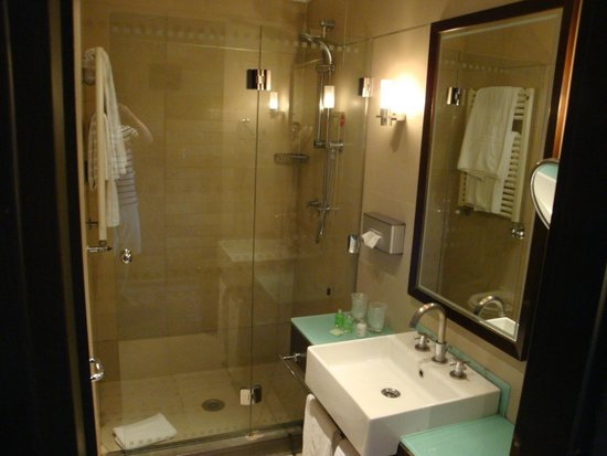 NH Siena: バスルーム