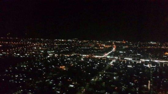 Conrad Dubai: My room view
