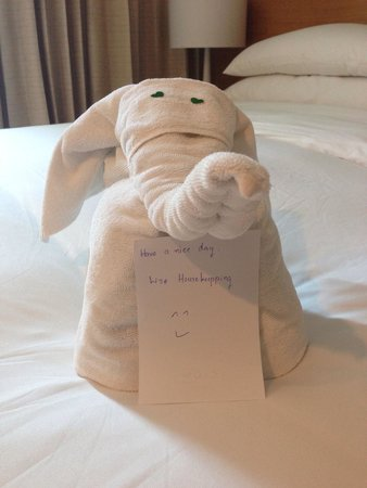 GLOW Pratunam: Warm hearted housekeeping