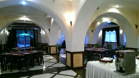 Mistral Resort: Restaurant