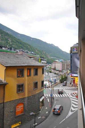 Hesperia Andorra la Vella: View from the balcony
