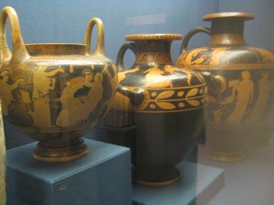Benaki Museum: Exhibit