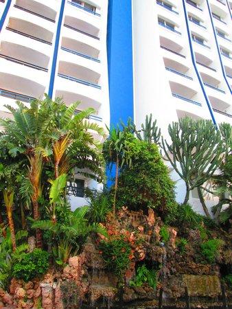 Anezi Tower Hotel: Front hotelu