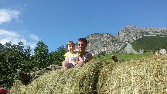 Agriturismo Raethia: Esterno