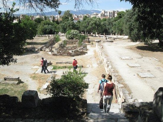 Ancient Agora of Athens: Agora