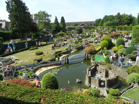 Bekonscot Model Village : The best model village ever