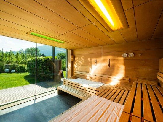 Der kräutergarten   picture of design hotel tyrol, parcines ...