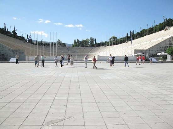 Panathenaic Stadium: Olympic Stadium