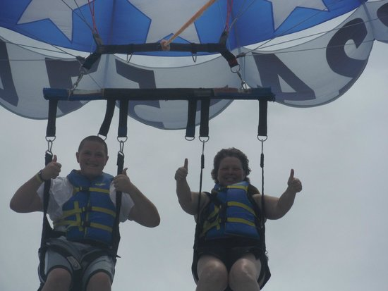Eagle Parasail: Awesome!