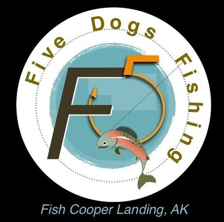 ‪Five Dogs Fishing‬