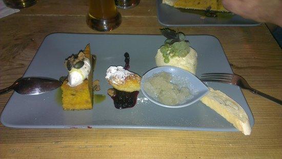 Pritzlwirt: Dessert