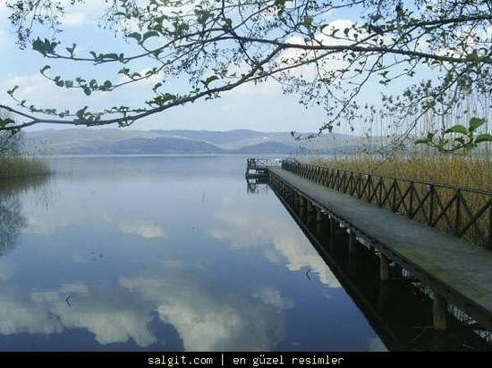Sapanca, Turkey: Nice lake