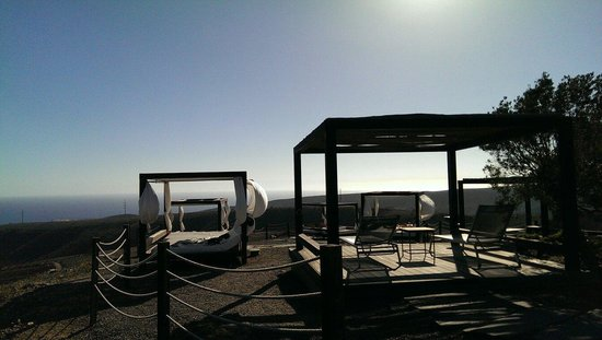 Sheraton Gran Canaria Salobre Golf Resort: Lit balinais au 11 ème