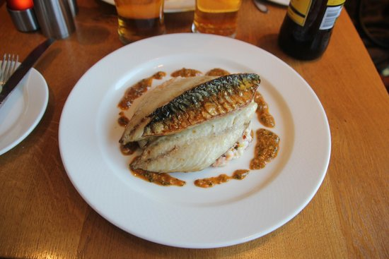 The Waterfront Fishouse Restaurant: Risoto