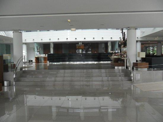 INATEL Cerveira Hotel : rcepção