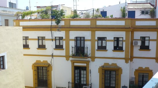 The Boutike Hostel: view
