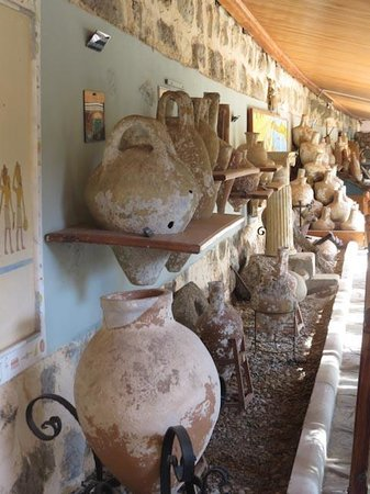 National Archaeological Museum: Recovered objects