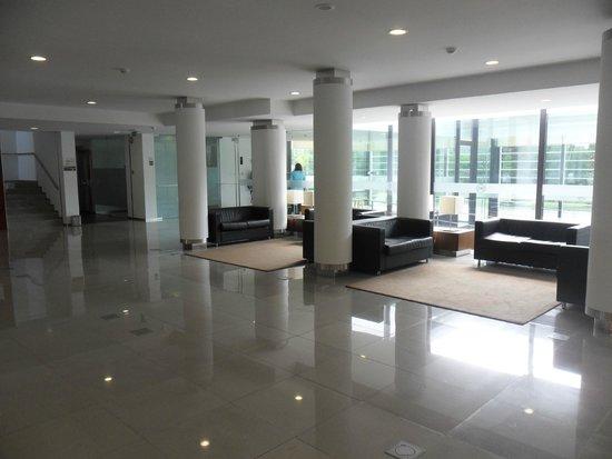 INATEL Cerveira Hotel : Área de relax