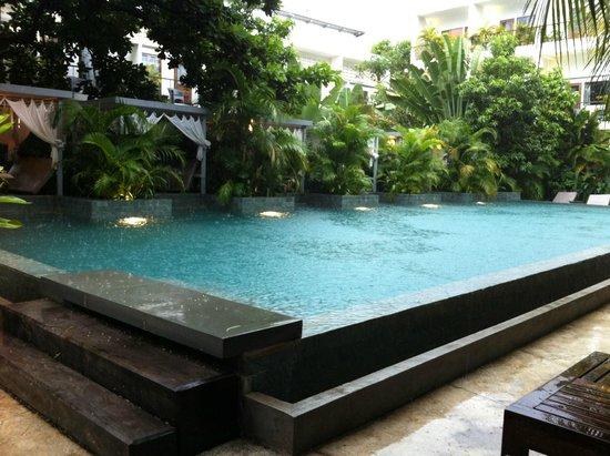 The Plantation: Magnifique piscine