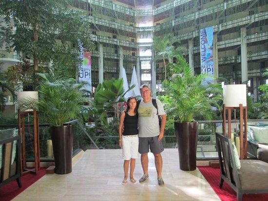 Paradisus Cancun: hall do Paradisus