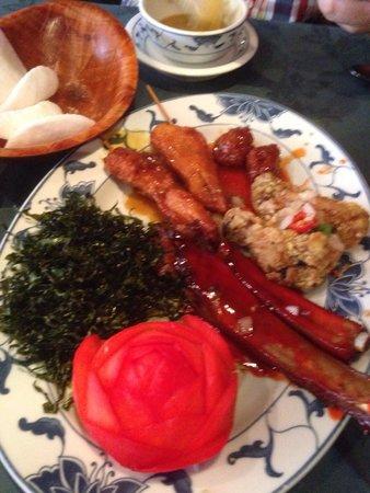 Summer Palace: Beautiful fresh food