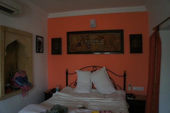 Hotel Fifu : part of our room